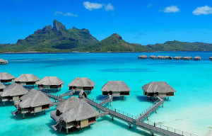 Four Seasons Bora Bora in Tahiti   A luxury Five-Star Resort in French Polynesia