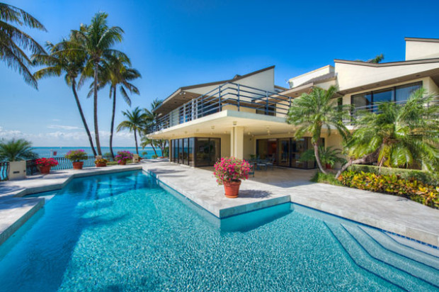 Luxury villa in Florida | Ideal for Hollywood films
