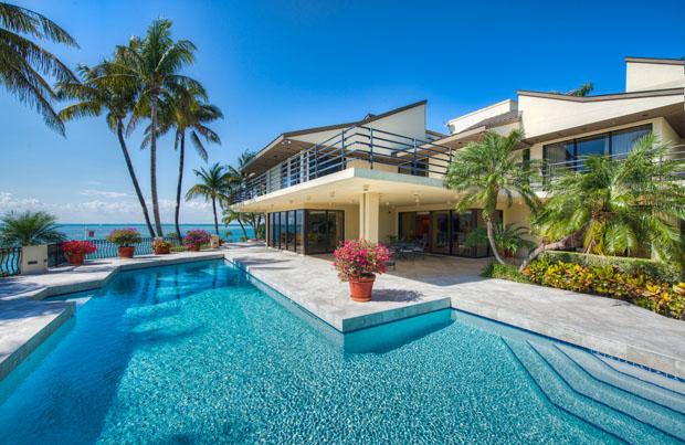 Luxury villa in Florida