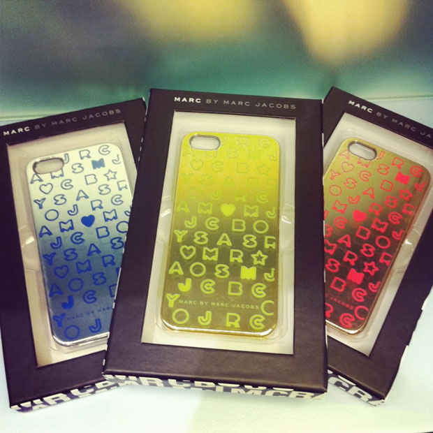 Marc Jacobs iPhone 5 cases