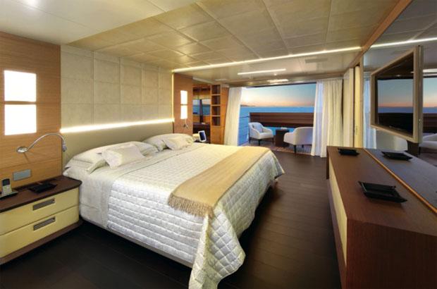 Petrus II bedroom