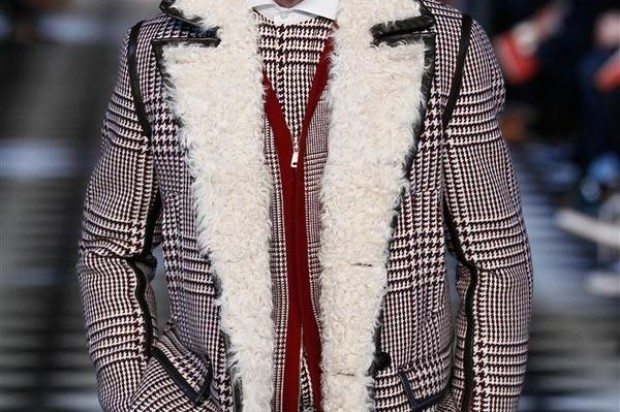 New York Fashion Week 2013: the elegance of Savile Row and the world of preppy Tommy Hilfiger