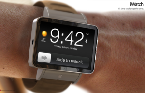 iWatch by Apple | A watch, a jewel and a computer