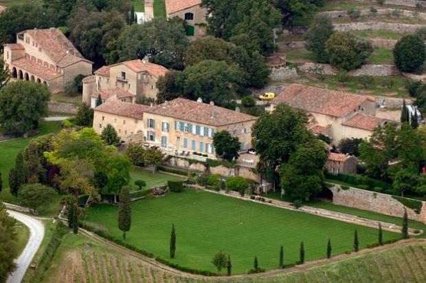 Brangelina's Castle