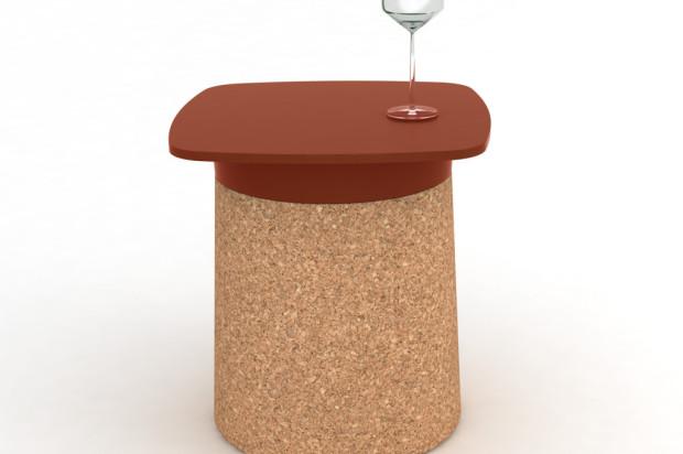 Salone del Mobile: Degree Kristalia (design by Patrick Norguet)