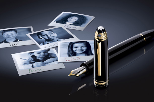 Signature for Good collection by Montblanc