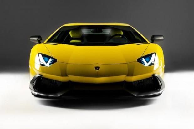 Lamborghini Aventador LP720-4 50th Anniversary