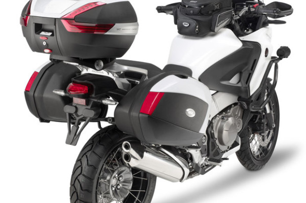 Givi presents the V47, the latest among the top case