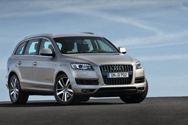 Audi Q8: the big SUV becomes coupe