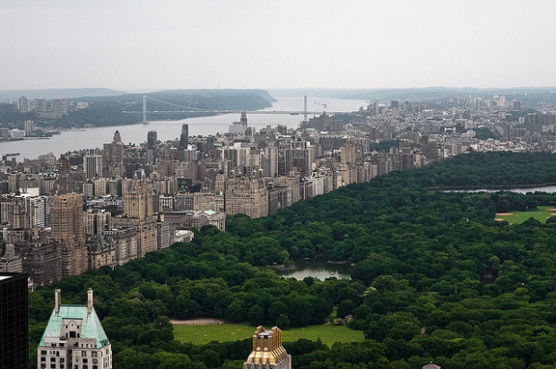 New York: The luxurious secrets of Central Park