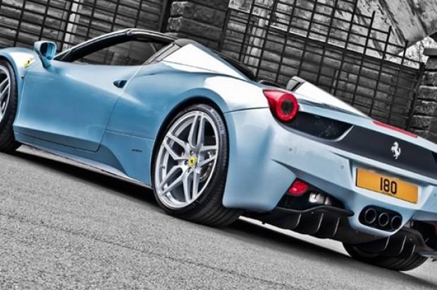 Ferrari 458 Spider | Tuned by Kahn Design