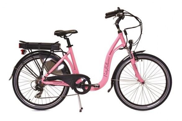 PrettyBallerinas Green Bike