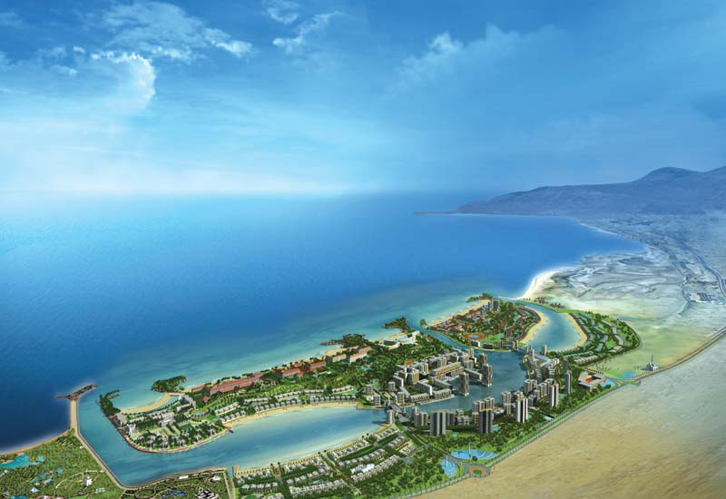 Luxurious ras al khaimah in the emirates de luxo sphere Home of architecture ras al khaimah
