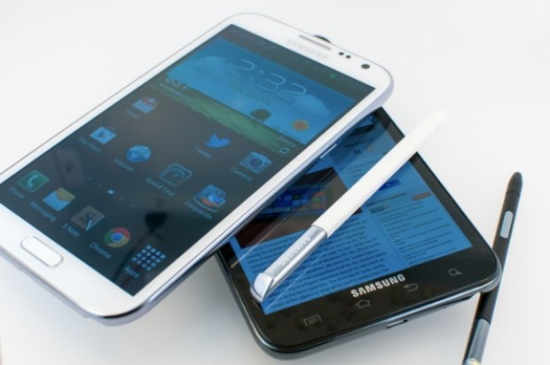 Dual booting on the Galaxy Note 2 thanks to the kernel Perseus