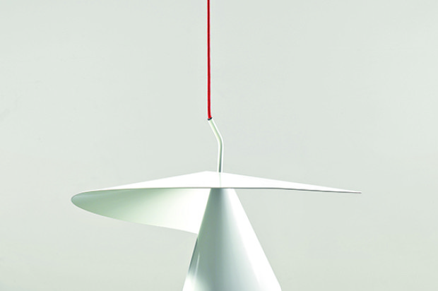 Axo Light: the hanging lamp Spiry