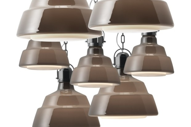 Successful Living from Diesel with Foscarini: the Glas lamp