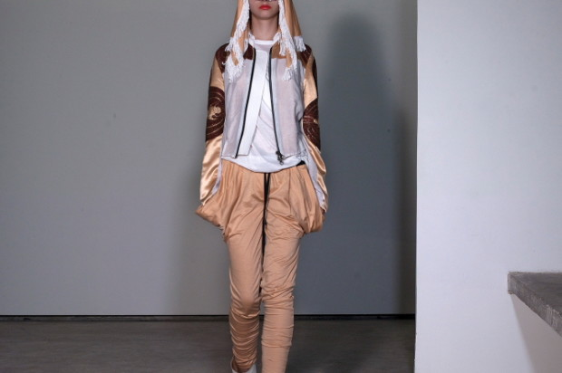 Fashion Trends Summer 2013: Gothic alternative Angelos Frentzos