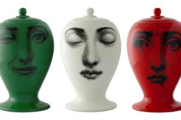 Bitossi Ceramics and creativity of Fornasetti to celebrate the 150th anniversary of Italy