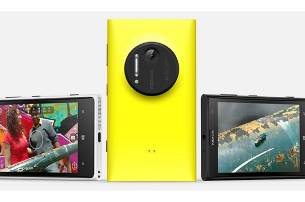 Nokia Lumia 1020 white available for purchase online with Unieuro