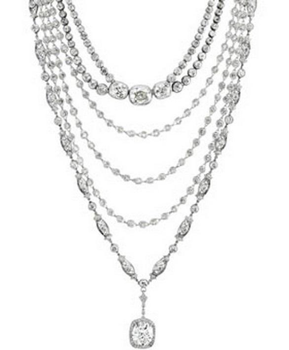 Neil Lane, Diamond necklace