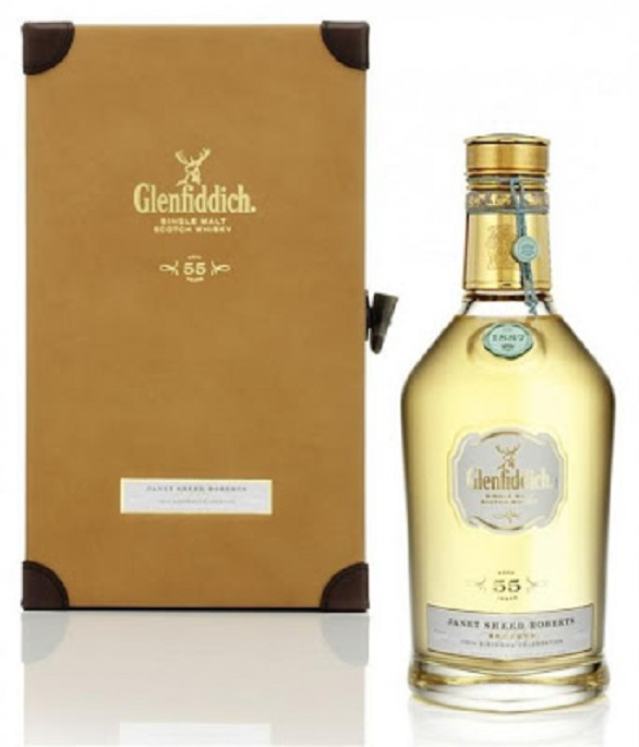 Glenfiddich Janet Sheed Roberts Reserve 1955