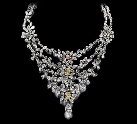De Beers, Marie Antoinette necklace