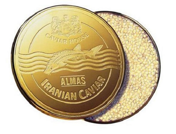 Almas Caviar