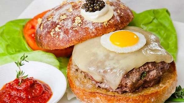 Le Burger Extravagant Hamburgers