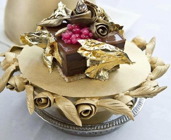 Marc Guibert dessert