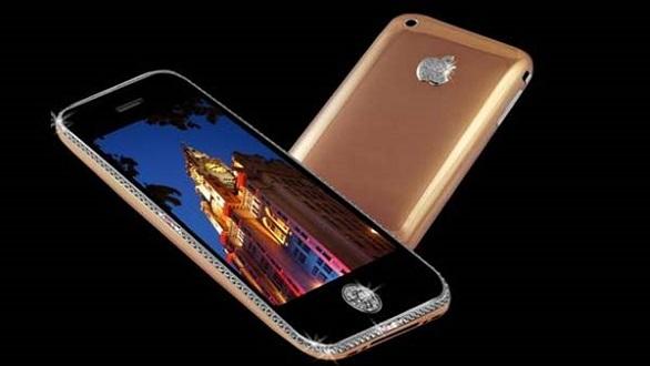 iPhone 3GS Supreme Rose, Stuart Hughes