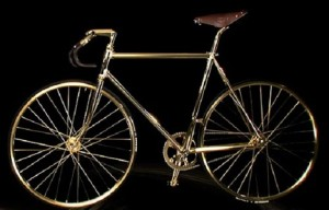 World's most expensive bicycle