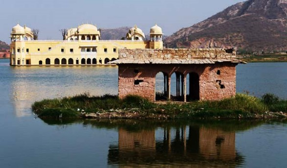 Jal Mahal palace