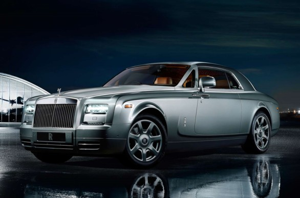 Rolls-Royce Phantom Coupé Aviator