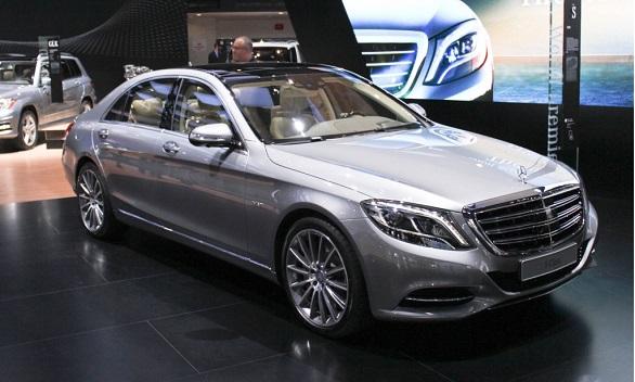 Mercedes -Benz S600