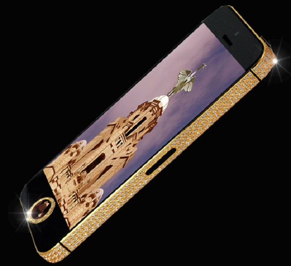Stuart Hughes' 15 million dollar iPhone