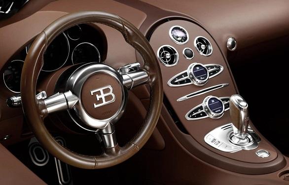Bugatti Veyron - Ettore Bugatti