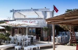 The magic atmosphere of ChezzGerdi in Formentera