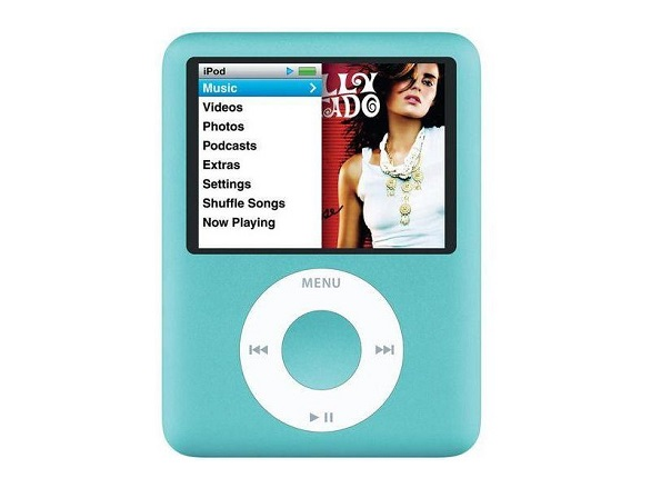 Who did not have Nelly Furtado in the iPod...