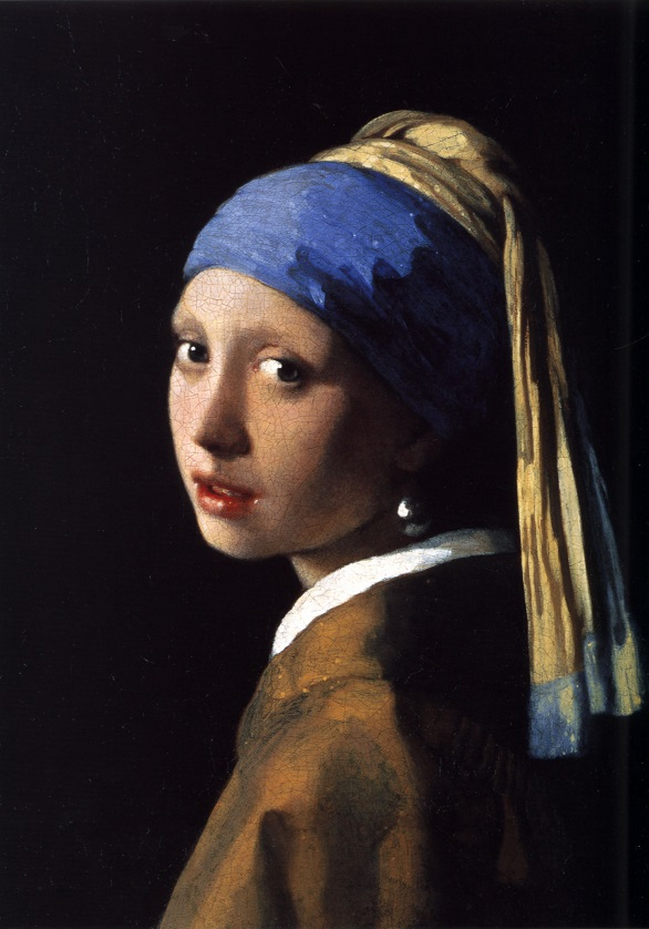 Girl with the Pearl Earrings