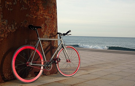 Last step to become a hipster | Fixie bikes