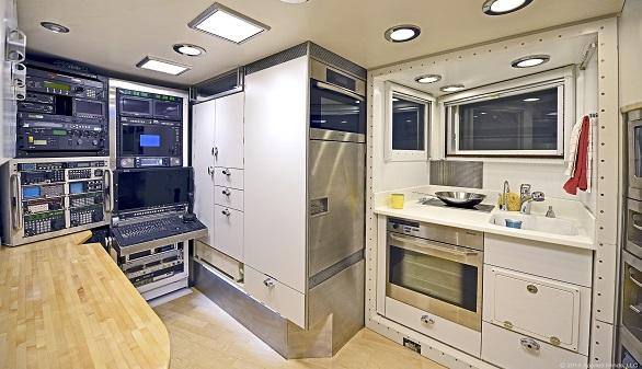 The proud kitchen