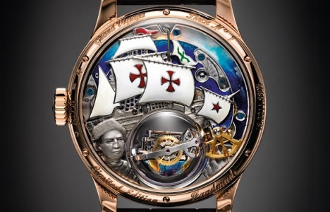 Five of the most expensive watches of the world