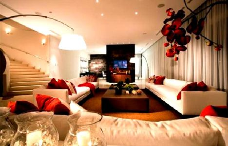The luxury living room and how to achieve it