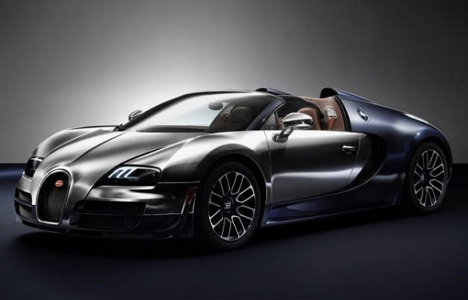 The best for last | Bugatti Veyron Ettore Bugatti edition