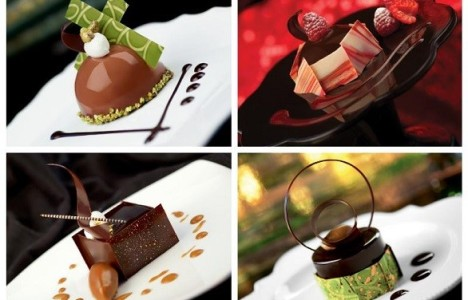 Chocolate Journeys | Luxury desserts from Norman Love for Princess Cruises