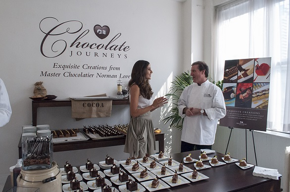 Chocolate Journeys Luxury Desserts From Norman Love For