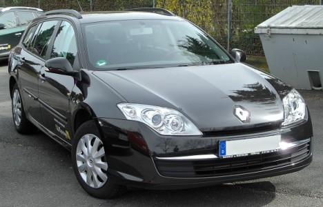 Renault Laguna Grand Tour / Veterancy equipped with the latest technology