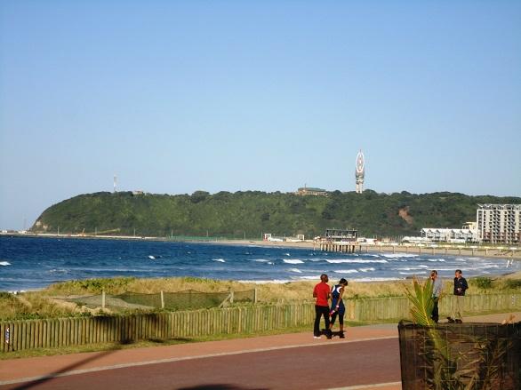 Bluff, Durban
