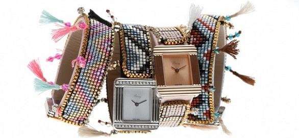 Hipanema and Poiray watches
