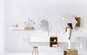 Ingrid by Vika | Bathrooms which do not look like bathrooms